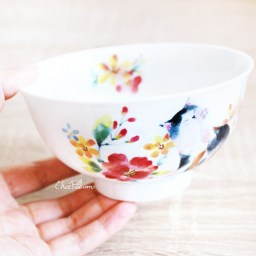 boutique-kawaii-shop-chezfee-bol-japonais-made-in-japan-chat-fleur-4