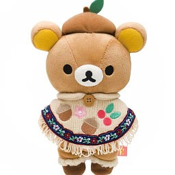 boutique-kawaii-shop-chezfee-com-peluche-sanx-authentique-rilakkuma-hiver-foret