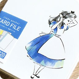 boutique-kawaii-shop-chezfee-disney-japon-porte-carte-alice-beaute