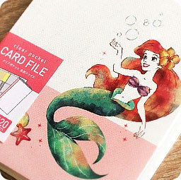 boutique-kawaii-shop-chezfee-disney-japon-porte-carte-ariel-jolie