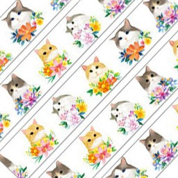 boutique-kawaii-shop-chezfee-fourniture-papeterie-washi-masking-tape-chat-fleur-3