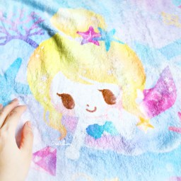 boutique-kawaii-shop-chezfee-france-disney-fairytale-sirene-chibi-couverture-polaire-6