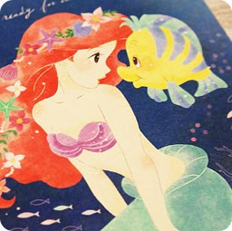 boutique-kawaii-shop-chezfee-france-disney-japan-sirene-ariel-amis-cahier