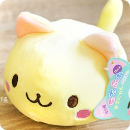 boutique-kawaii-shop-chezfee-peluche-chat-cat-neko-mochi-japonais-citron