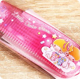 boutique-kawaii-shop-chezfee-sanrio-officiel-authentique-brosse-cheveux-little-twin-stars