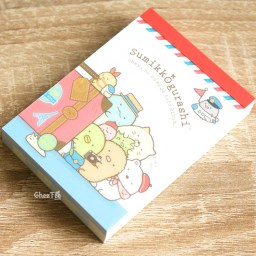 boutique-kawaii-shop-chezfee-sanx-officiel-mini-carnet-sumikko-gurashi-voyage-vacance-valise-1