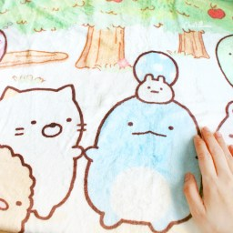 boutique-kawaii-shop-chezfee-sanx-sumikko-gurashi-couverture-polaire-foret-4