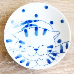 boutique-kawaii-shop-chezfee-vaisselle-japonaise-kawaii-assiette-traditionnelle-chat-tigre-1