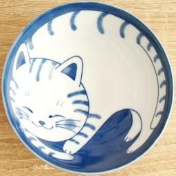 boutique-kawaii-shop-chezfee-vaisselle-japonaise-kawaii-bol-traditionnelle-chat-tigre-1