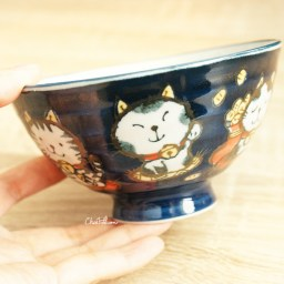 boutique-kawaii-shop-chezfee-vaisselle-japonaise-kawaii-traditionnelle-manekineko-petit-bol-bleu-4