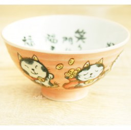 boutique-kawaii-shop-chezfee-vaisselle-japonaise-kawaii-traditionnelle-manekineko-petit-bol-orange-0