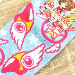 boutique-kawaii-shop-cute-authentique-nhk-officiel-chaussettes-sock-cardcaptor-sakura-accessoires