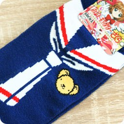 boutique-kawaii-shop-cute-authentique-nhk-officiel-chaussettes-sock-cardcaptor-sakura-uniforme