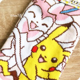 boutique-kawaii-shop-cute-authentique-pokemon-officiel-chaussettes-pikachu-nymphali-evoli
