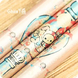 boutique-kawaii-shop-cute-chezfee-papeterie-crayon-sentimental-circus-larme-sirene-rose