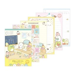 boutique-kawaii-shop-cute-chezfee-sanx-officiel-carnet-illustre-sumikko-gurashi-ecole-1