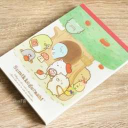 boutique-kawaii-shop-cute-chezfee-sanx-officiel-carnet-illustre-sumikko-gurashi-foret-fruits-2