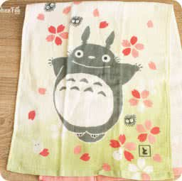boutique-kawaii-shop-cute-ghibli-officiel-totoro-serviette-coton-sakura