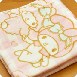 boutique-kawaii-shop-cute-lolita-sanrio-mymelody-lapin-grande-serviette