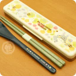 boutique-kawaii-shop-france-chezfee-com-bento-lunchbox-totoro-studio-ghibli-officiel-authentique-set-couvert-baguette