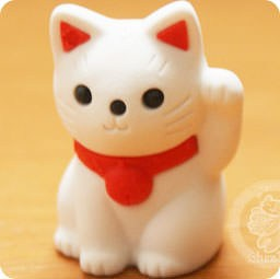 boutique-kawaii-shop-france-chezfee-com-cute-papeterie-gomme-eraser-iwako-japan-japon-manekineko-blanc