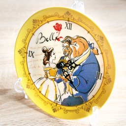 boutique-kawaii-shop-france-chezfee-disney-japan-belle-bete-horloge-assiette-1