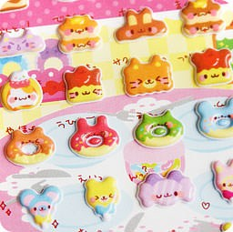 boutique-kawaii-shop-france-chezfee-sticker-japonais-3d-animaux-patisserie