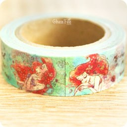 boutique-kawaii-shop-france-disney-japan-ariel-mermaid-sirene-masking-tape-scotch-decoratif8