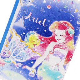 boutique-kawaii-shop-japonaise-disney-ariel-crystel-papeterie-cahier-0