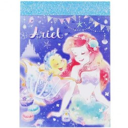 boutique-kawaii-shop-japonaise-disney-ariel-crystel-papeterie-mini-memo-block-note-1