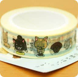 boutique-kawaii-shop-papeterie-chezfee-com-sticker-autocollant-masking-tape-sanx-iiwaken
