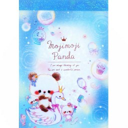 boutique-kawaii-shop-papeterie-chezfee-kamio-japan-officiel-mojimoji-panda-carnet-memo-bulle-1
