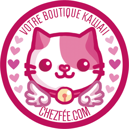 chezfee boutique kawaii shop cute france logo chat3