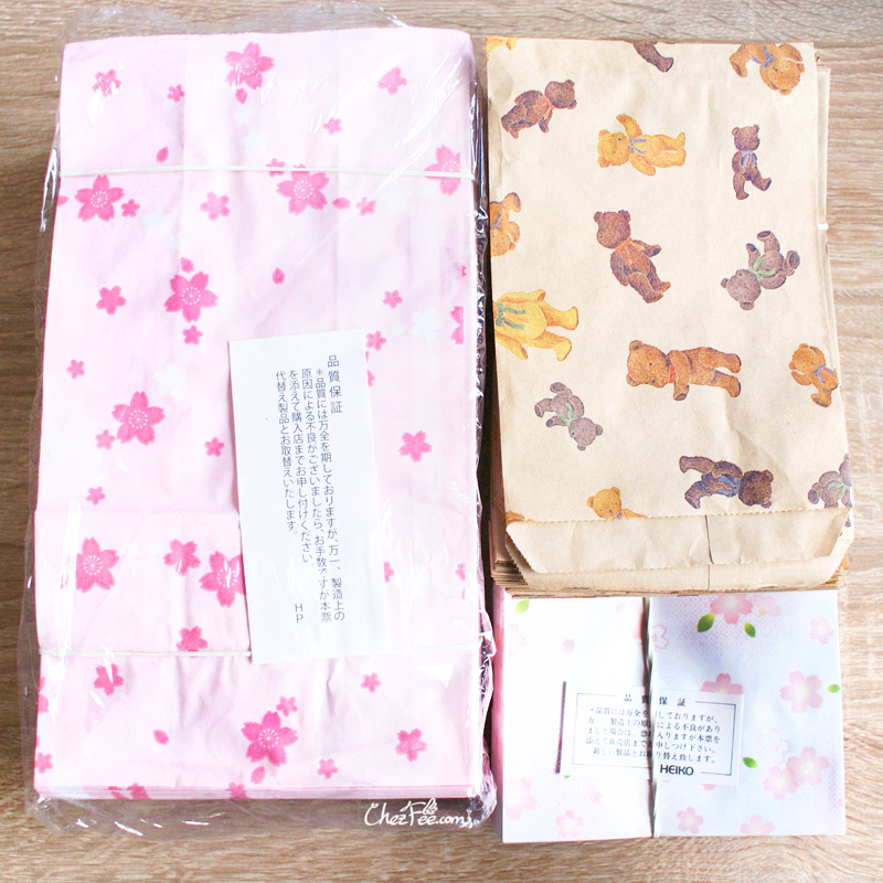 boutique kawaii shop papeterie chezfee ecologie zero dechet packaging enveloppe papier