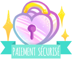 new logo chezfee kawaii paiement securise 2019