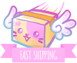 new logo chezfee kawaii shop fast shipping 2019