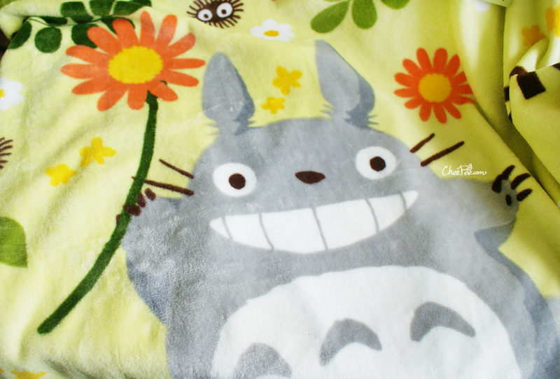 boutique kawaii shop france japanais couverture polaire studio ghibli officiel totoro printemps 4s