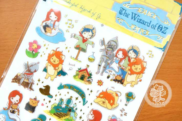 autocollant-mignon-funny-sticker-world-kawaii-mignon-conte-de-fee-le-magicien-oz-boutique-magasin-chezfee-com2