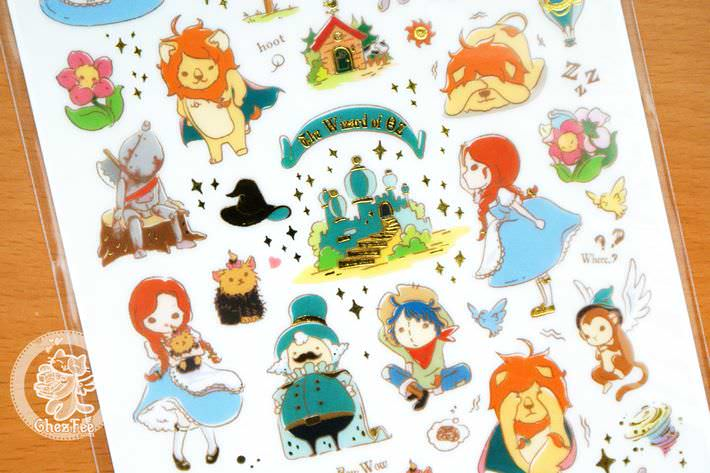 autocollant-mignon-funny-sticker-world-kawaii-mignon-conte-de-fee-le-magicien-oz-boutique-magasin-chezfee-com3