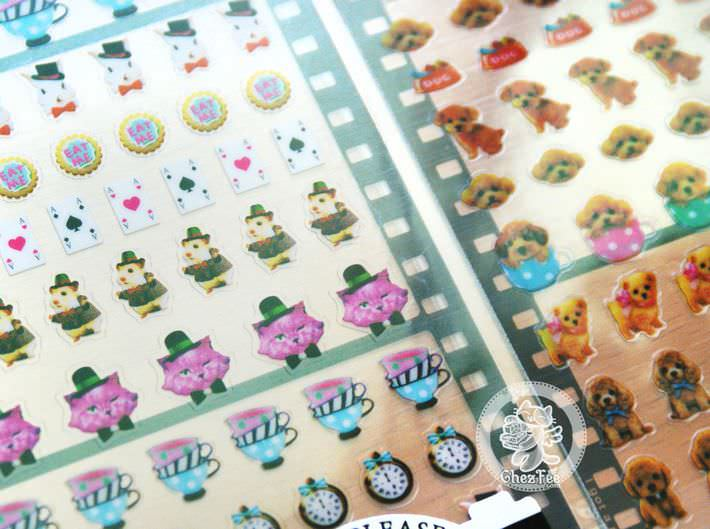 autocollant-mignon-sticker-kawaii-japonais-papeterie-boutique-kawaii-chezfee-com-q-lia-phototrip-chien-wonderland1