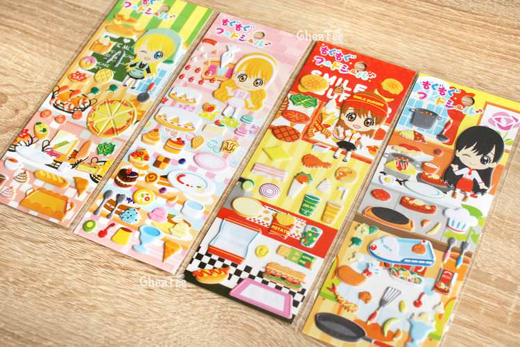 boutique kawaii shop france chezfee sticker japonais 3d restaurant japon 1
