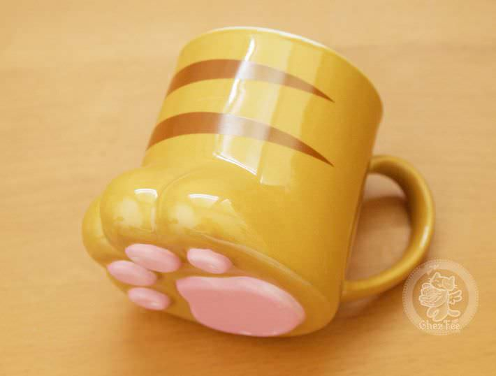 D corations maison mug kawaii patte de chat tigr for Decoration cuisine kawaii