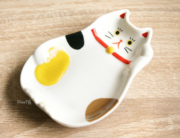 boutique kawaii shop chezfee decoration cuisine japonaise mignon chat maneki neko assiette 5