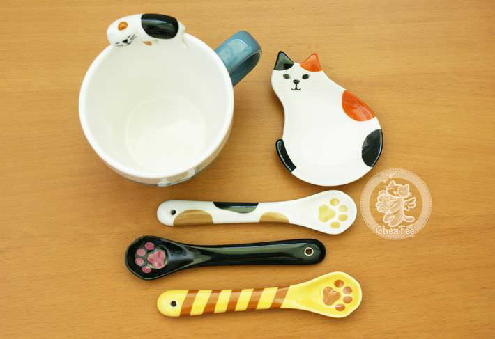 boutique kawaii shop chezfee com decoration cuisine japonaise mignon patte chat2