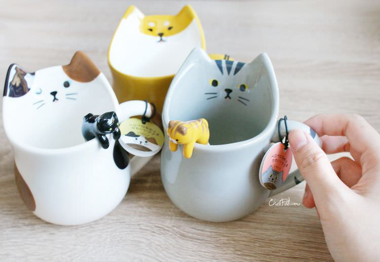 boutique kawaii shop chezfee cuisine neko chat mug tasse cuillere 2