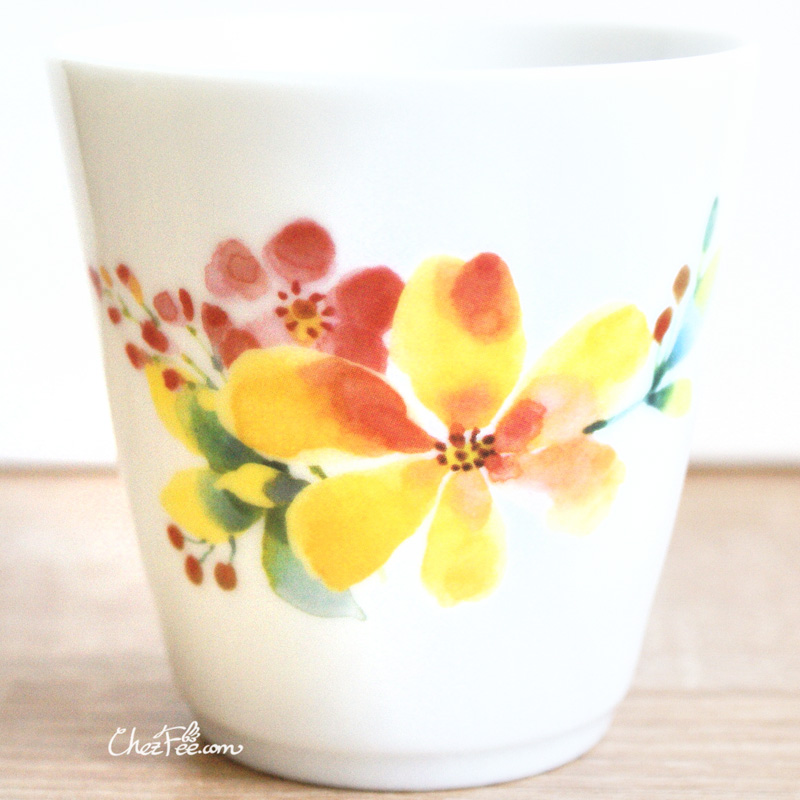 boutique kawaii shop chezfee mug japonais made in japan chat fleur 2