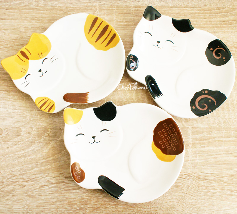boutique kawaii shop chezfee assiette japonais yakushigama chat manekineko 1
