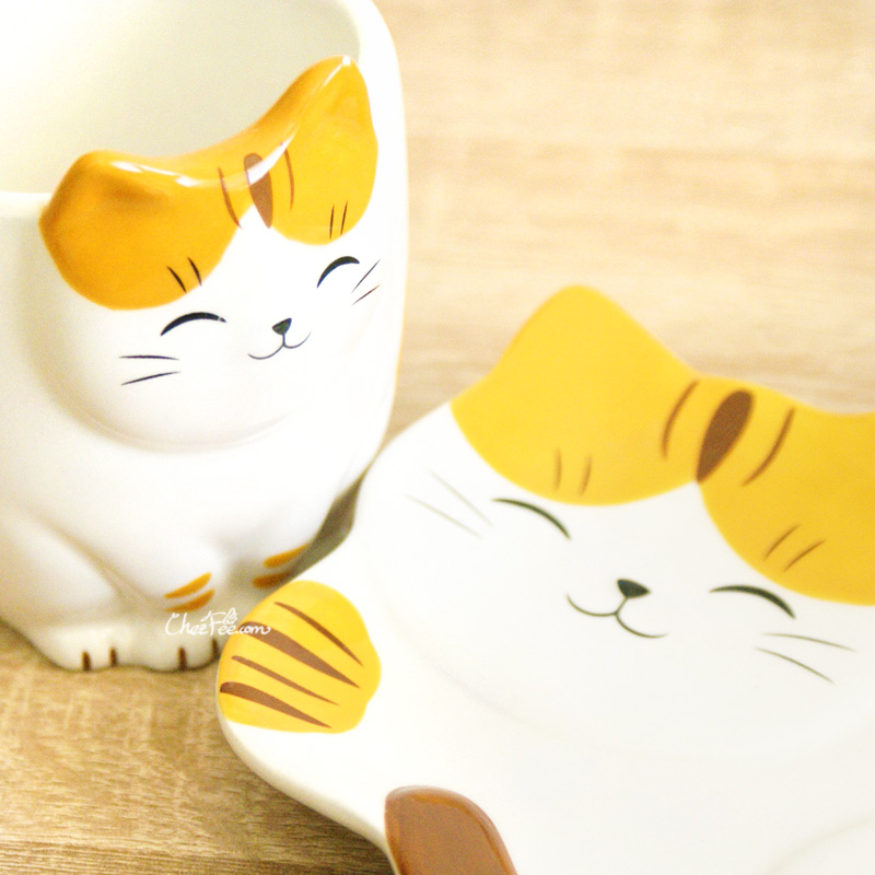 boutique kawaii shop chezfee mug tasse assiette japonais yakushigama chat manekineko 5