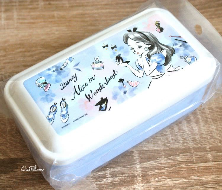 boutique kawaii shop chezfee cuisine disney japan alice bento makeup 1