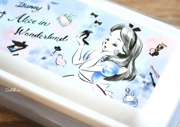 boutique kawaii shop chezfee cuisine disney japan alice bento makeup 2